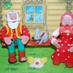 Совместный проект  «Мультфильмы руками детей»