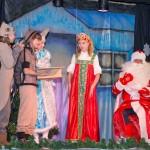 Сказка для детей «Новогодние проказы Волка в царстве Деда Мороза «