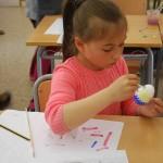 Роспись пасхальных яиц ( мастер-класс)