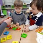 Группа раннего развития «Вместе с мамой» для детей 2-3 лет